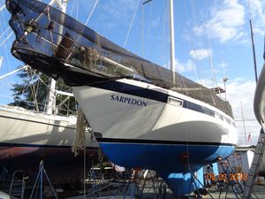 Used Corbin 39 Aft Cockpit Cutter Cruiser Sailboat For Sale