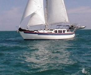 Used Slocum 43 Pilothouse Cruiser Sailboat For Sale