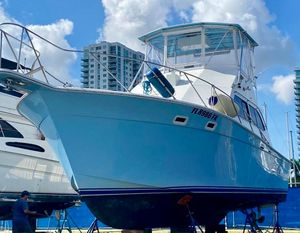 Used Egg Harbor Sport Flybridge Boat For Sale