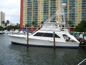 Used Ocean 63 Super Sport Sports Fishing Boat For Sale