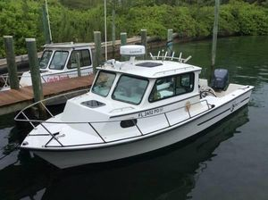 Used C-Hawk 25 Standard Cuddy Cabin Commercial Boat For Sale