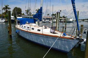 Used Tartan 4100 Sloop Sailboat For Sale