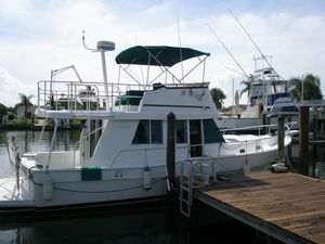 Used Mainship 350/390 Trawler Boat For Sale