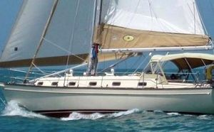 Used Island Packet Cruising Cutter Cruiser Sailboat For Sale