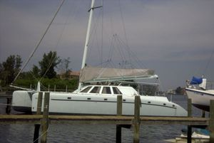 Used Catamaran Berkstresser Boats 60 Catamaran Sailboat For Sale