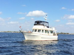Used Mariner Orient Europa Sedan Trawler Boat For Sale