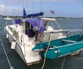 Used Gemini 105mc Catamaran Sailboat For Sale
