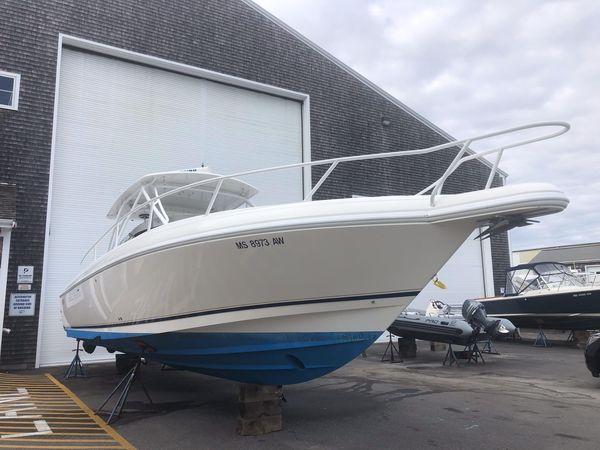 Used Intrepid 377 Walkaround Motor Yacht For Sale