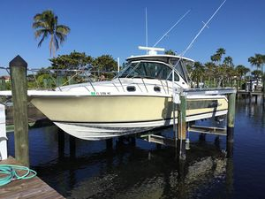 Used Pursuit 3370 Offshore Sports Fishing Boat For Sale