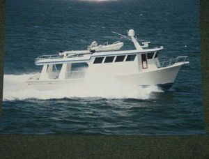 Used Defender Commercial 0R Pleasure - Must Sell! Twin Detroit Diesels With Low Hours! Commercial Boat For Sale