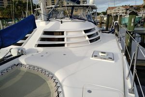 Used Manta 42 MKIV Catamaran Sailboat For Sale