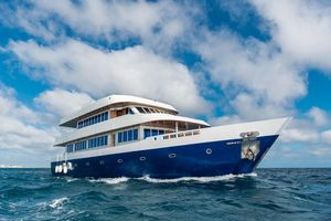 Used Custom Motor Yacht Explorer 110 Motor Yacht For Sale