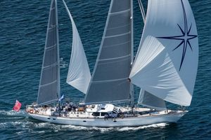 Used Alloy Yachts 92' Custom Ketch Cruiser Sailboat For Sale