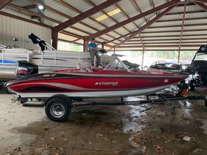 Used Stratos 486SF486SF Freshwater Fishing Boat For Sale