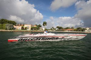 Used Outerlimits SL 50 High Performance Boat For Sale
