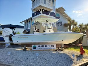 Used Crevalle 26 Bay Center Console Fishing Boat For Sale