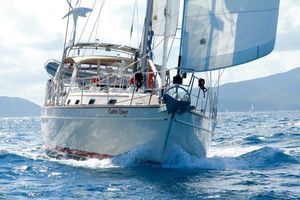 Used Island Packet 460 Cruiser Sailboat For Sale