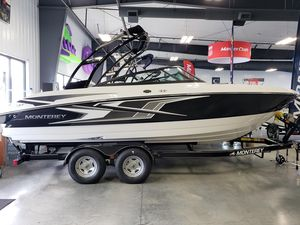 New Monterey M22M22 Runabout Boat For Sale
