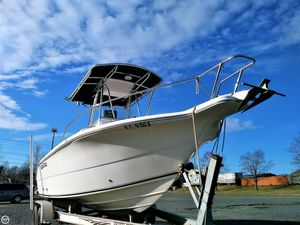 Used Sea Fox 210 CC Center Console Fishing Boat For Sale