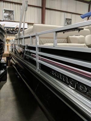 New Ranger REATA 223FC w/ Mercury 150Hp 4SREATA 223FC w/ Mercury 150Hp 4S Pontoon Boat For Sale