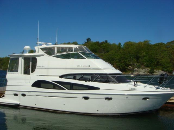 Used Carver 46 Motoryacht Aft Cabin Boat For Sale