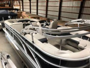 New Bennington 23 SSRXP - PREMIUM TRITOON Pontoon Boat For Sale
