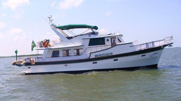 Used Custom Trawler 50 Motor Yacht For Sale