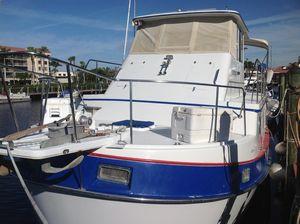 Used Krogen Manatee Trawler Boat For Sale