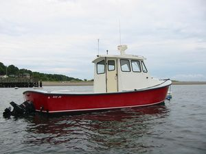 Used Ros Boats 24 Picnic Cuddy Cabin Boat For Sale
