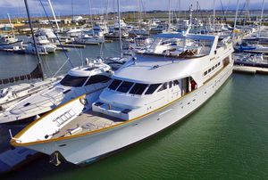 Used Christensen Cockpit Motoryacht Motor Yacht For Sale
