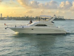 Used Sea Ray 450 Express Bridge450 Express Bridge Motor Yacht For Sale
