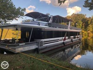 Used Stardust 18 x 86 Widebody House Boat For Sale