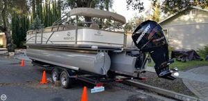 Used Regency 254 DL3 Pontoon Boat For Sale