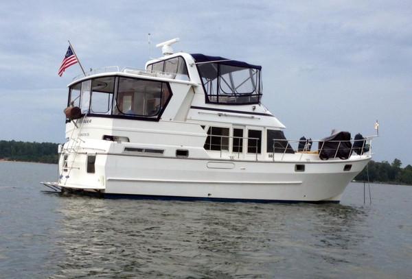 Used Novatec Sundeck Trawler Aft Cabin Boat For Sale