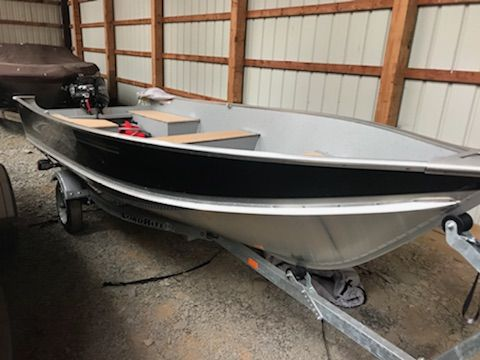 Lund Boat Dealers >> 2018 Used Lund WC-14 Sports Fishing Boat For Sale - $6,995 - Milton, PA | Moreboats.com