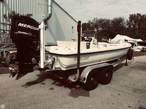 Used Action Craft Coastline TE 1802 Flats Fishing Boat For Sale