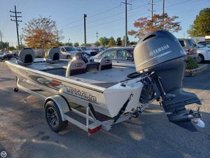 Used Triton 18 CTX Aluminum Fishing Boat For Sale