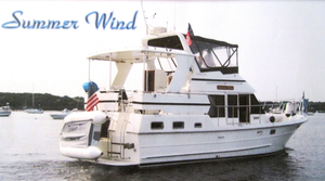 Used Heritage East Sundeck Aft Cabin Boat For Sale