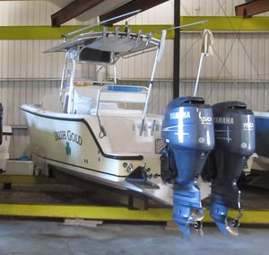 Used Mckee Craft Freedom 24 CC TEFreedom 24 CC TE Center Console Fishing Boat For Sale