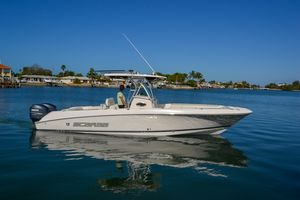 Used Wellcraft 30 Scarab Tournament Center Console Fishing Boat For Sale
