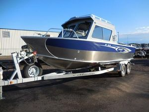 New Hewescraft 240 Ocean Pro240 Ocean Pro Aluminum Fishing Boat For Sale