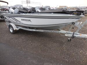 New Smoker Craft 160 Pro Lodge160 Pro Lodge Aluminum Fishing Boat For Sale