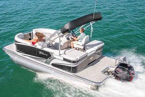 New Tahoe Pontoon LTZ Cruise 2 - 20' Pontoon Boat For Sale