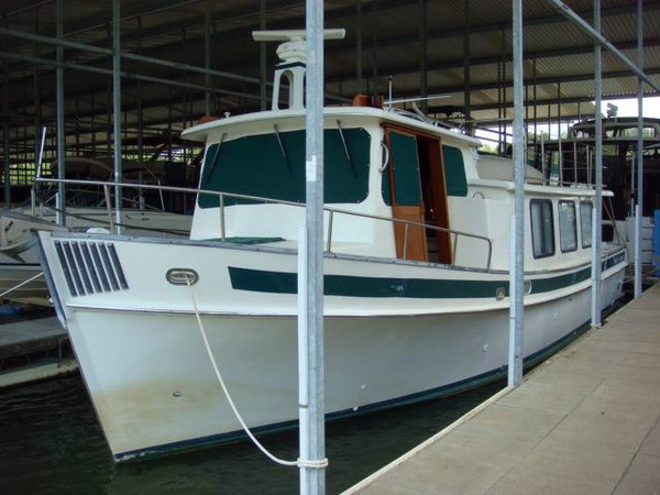 Used Pacific Trawlers 37 Pilothouse Boat For Sale