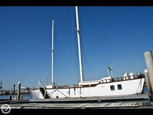 Used Murray Peterson 65 Coastal Schooner Sailboat For Sale