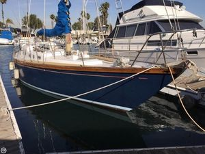 Used Van De Stadt Rebel 41 Sloop Sailboat For Sale