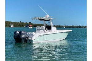 Used Edgewater 262 CC Center Console Fishing Boat For Sale