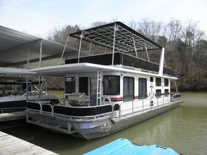 Used Sumerset 14 X 52 Houseboat Passenger Boat For Sale