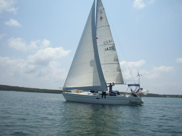 Used Catalina 2 Stateroom 36 MKII Sloop Sailboat For Sale
