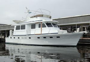 Used Cheoy Lee 52 Cockpit MY / Trawler Motor Yacht For Sale